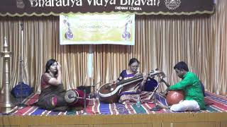 Download #Veena Mahotsavam 2019 l Sridevi Mandapaka (Visag) l Veena Concert l BVB l September, Day 02 Video