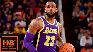Download Los Angeles Lakers vs Phoenix Suns Full Game Highlights | 10.24.2018, NBA Season Video