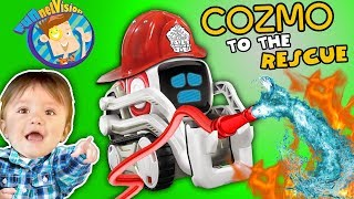 Download ROBOT SAVES BABY!! COZMO Playtime! Artificial Intelligence Super Computer FUNnel VisION Fun Video