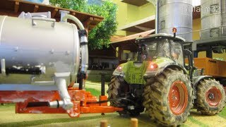 Download RC TRACTOR at dirty farm work - Rc toys like real Video