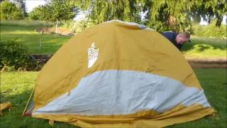 Download Talus 3 Tent Review, set up, and fast pitch Video