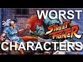 Download Top 10 Worst Characters in Street Fighter History Video