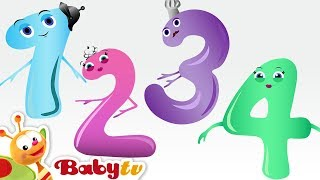 Download Counting Song - Meet the Numbers 1 to 10 with Charlie & the Numbers   BabyTV Video