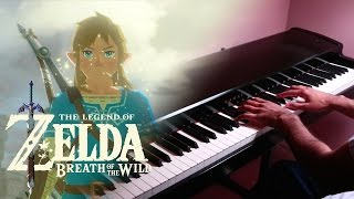 Download The Legend of Zelda: Breath of the Wild - ″Life in the Ruins″ Trailer Music - Piano Video