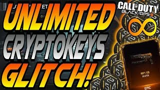 Download ACTUAL UNLIMITED CRYPTOKEYS GLITCH! - *Fast/Easy* Rare Supply Drops/DLC Weapons! (BO3 Glitch) Video