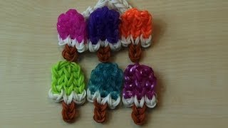 Download RAINBOW LOOM POPSICLE CHARM & BRACELET Video