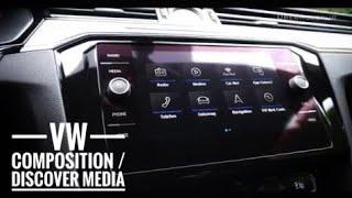 Download 2017 VW Composition Media/Discover Media Infotainment & Navigationssystem im Überblick Video