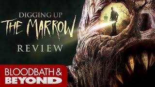 Download Digging Up the Marrow (2015) - Horror Movie Review Video
