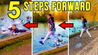 Download 5 STEPS FORWARD CHALLENGE!!! (HE RISKED EVERYTHING) Video