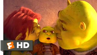 Download Shrek Forever After (2010) - Daddy Ever After Scene (2/10)   Movieclips Video