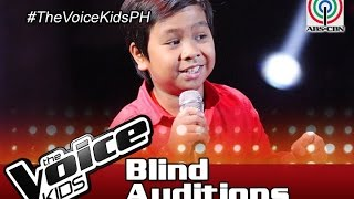 Download The Voice Kids Philippines 2016 Blind Auditions: ″One Call Away″ by Peter Video