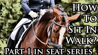 Download The Effective Seat at Walk - Dressage Mastery TV Ep9 Video