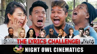 Download Can You Tell The Song From Only Lyrics Challenge?! Video
