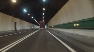 Download Mont Blanc Tunnel Italy France Video