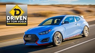Download Driven- 2019 Hyundai Veloster N Video