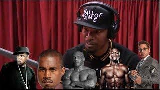 Download Jamie Foxx Does Impressions of Pharrell, Jay-Z, Robert Downey Jr., and More - Joe Rogan Video