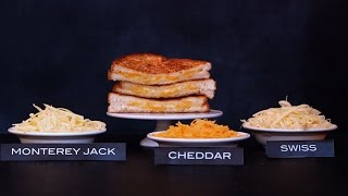 Download Tricks for the Perfect Grilled Cheese Sandwich - Kitchen Conundrums Video