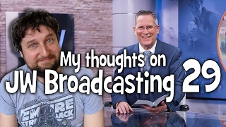 Download My thoughts on JW Broadcasting 29, with John Ekrann (tv.jw.org) - Cedars' vlog no. 146 Video