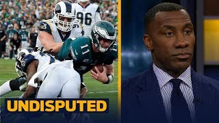 Download Shannon Sharpe explains why the Eagles can still win the NFC without Carson Wentz | UNDISPUTED Video