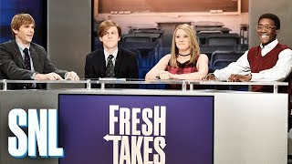 Download Fresh Takes - SNL Video