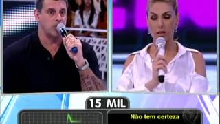 Download Frota explica para Ana Hickmann por que quebraria a cara do marido dela Video
