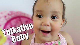 Download Talkative Baby!!! - June 20, 2015 - ItsJudysLife Vlogs Video