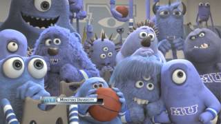 Download Monsters University March Madness SportsCenter Clip Video