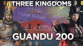 Download Battle of Guandu 200 - Three Kingdoms DOCUMENTARY Video