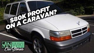 Download How I made $80k on a Dodge Caravan Video