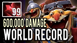 Download WORLD RECORD! Goblin Techies 96 Kills 600k DAMAGE! The Longest Game in The World! Patch 7.01 Dota 2 Video