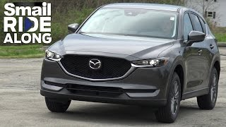 Download 2017 Mazda CX-5 - Smail Ride Along - Virtual Test Drive and Review Video