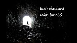 Download Exploring 160 year old train tunnels in NJ Video