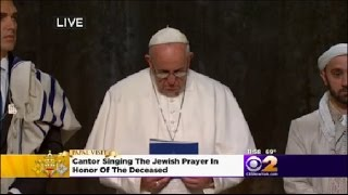 Download Pope Attends Interfaith Prayer Service Video