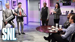 Download Cut for Time: Retirement Party - SNL Video
