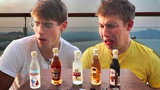 Download TRYING FAMOUS GREEK ALCOHOL (with Greek Honey!?) Video