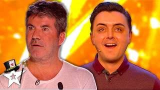 Download Golden Buzzer Magician Leaves Judges In Tears After Emotional Audition On Britain's Got Talent 2018 Video