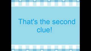 Download Blues Clues Theme Song Lyrics Video