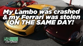 Download My Lambo got crashed and my Ferrari was stolen on the same day Video