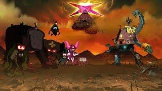 Download Gravity Falls - Shacktron vs Henchmaniacs Video
