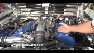 Download 1967 Mustang GT500 Supercharged Burn Out Video