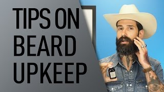Download How to Maintain Your Beard   Carlos Costa Video