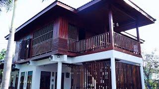 Download บ้านไม้สองชั้นไทยประยุกต์ Video
