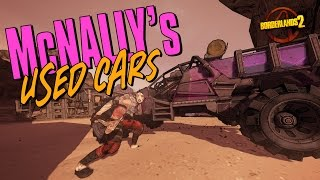 Download CRAZY McNALLY'S USED CARS & DOUBLE TUBBY SPAWN?!! #Borderlands 2 Video