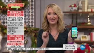 Download HSN | Electronic Gifts featuring Samsung 12.05.2016 - 04 AM Video