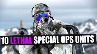 Download 10 lethal special operations units from around the world Video