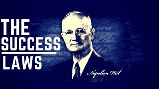 Download Napoleon Hill's ″Secrets To Success!″ - Master These Universal Laws! Video
