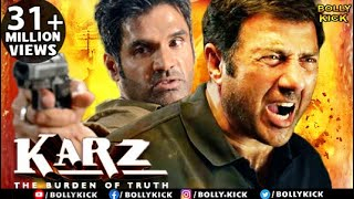Download Karz Full Movie | Hindi Movies 2019 Full Movie | Sunny Deol Movies | Sunil Shetty Movies Video