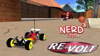 Download Nerd³ Plays... Re-Volt Video