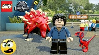 Download Lego Jurassic World - Harry Potter e seus Dinossauros Video