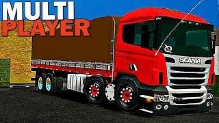 Download Grand Truck Simulator Multiplayer - SKIN VOLVO VM Video